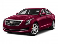 Used, 2016 Cadillac ATS Sedan Standard RWD, Black, 12333-1
