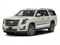 Used, 2016 Cadillac Escalade ESV Luxury Collection, Gray, GP3787-1