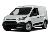 Used, 2016 Ford Transit Connect XL, White, P17240-1