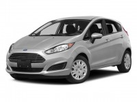 Used, 2016 Ford Fiesta SE, Gray, P17002-1