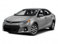 New, 2016 Toyota Corolla 4-door Sedan CVT S w/Special Edition Pkg, White, 00074785-1