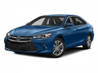 Used, 2016 Toyota Camry 4-door Sedan I4 Auto SE w/Special Edition Pkg, Blue, U16816T-1