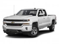 Used, 2016 Chevrolet Silverado 1500 LT, Black, 21C331B-1