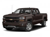 "Certified, 2016 Chevrolet Silverado 1500 4WD Double Cab 143.5"" LT w/1LT, Brown, U04899A-1"