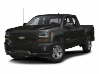 Used, 2016 Chevrolet Silverado 1500 LT, Gray, GP4104-1