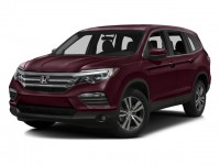 Certified, 2016 Honda Pilot AWD 4-door EX, Purple, U06567P-1