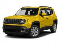 Certified, 2016 Jeep Renegade Latitude, Orange, DP53867-1