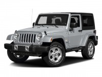 Used, 2016 Jeep Wrangler Willys Wheeler, Gray, DK295A-1