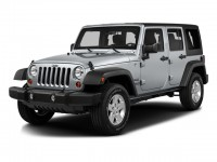 Used, 2016 Jeep Wrangler Unlimited Rubicon, Gray, CN1620-1