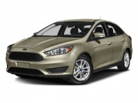 Used, 2016 Ford Focus SE, Silver, 12100-1