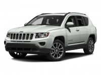 Certified, 2016 Jeep Compass High Altitude Edition, White, CN1652-1