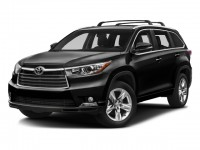 Certified, 2016 Toyota Highlander AWD 4-door V6 Limited Platinum, Black, U16818T-1