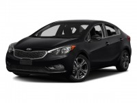 Used, 2016 Kia Forte LX, Red, 20K229A-1