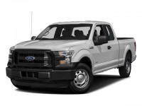 Used, 2016 Ford F-150 XL, Silver, P16812-1