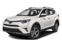 Certified, 2016 Toyota RAV4 AWD 4-door XLE, White, TU12992T-1