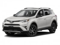 Certified, 2016 Toyota RAV4 AWD 4-door SE, Red, U16802D-1