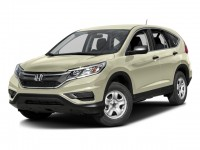 Certified, 2016 Honda CR-V AWD 5-door LX, White, U25261L-1