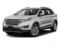 Used, 2016 Ford Edge SEL, Blue, P16588-1