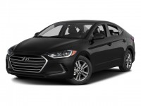 Certified, 2017 Hyundai Elantra SE 2.0L Auto (Alabama) *Ltd Avail*, Black, 119372-1