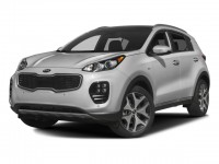 Used, 2017 Kia Sportage SX Turbo, Blue, KN1871-1