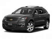 Certified, 2017 Chevrolet Traverse LS, Gray, GN4826-1