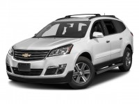Used, 2017 Chevrolet Traverse LT, White, GP3865-1