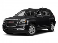 Used, 2017 GMC Terrain SLE, Black, GP3880-1
