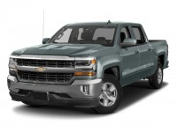 Used, 2017 Chevrolet Silverado 1500 LT, White, 18918-1