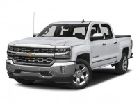 Certified, 2017 Chevrolet Silverado 1500 LTZ, Red, GP4590-1