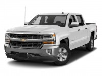 New, 2017 Chevrolet Silverado 1500 LT, White, N2874-1