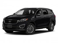 Used, 2017 Kia Sorento LX, Purple, 21K279A-1