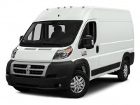 "New, 2017 Ram ProMaster Cargo Van 2500 High Roof 136"" WB, White, 17583-1"