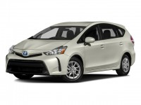 New, 2017 Toyota Prius v Two, Other, 172740-1