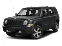 Certified, 2017 Jeep Patriot High Altitude, Gray, DP54462-1