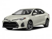 Certified, 2017 Toyota Corolla 50th Anniversary Special Edition CVT, White, U16798T-1
