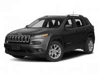 New, 2017 Jeep Cherokee Latitude 4x4, Black, 171759-1