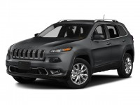 New, 2017 Jeep Cherokee Latitude 4x4, Gray, 172141S-1