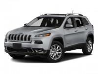 New, 2017 Jeep Cherokee Latitude 4x4, Silver, 172209-1