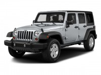 Used, 2017 Jeep Wrangler Unlimited Sport, Gray, DP54540-1