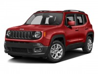 New, 2017 Jeep Renegade Latitude, Other, JJ356-1