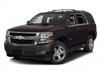 Used, 2017 Chevrolet Tahoe LT, Black, GP4886-1