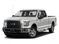 Used, 2017 Ford F-150 XLT, Silver, HP56553-1