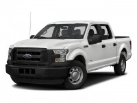 Used, 2017 Ford F-150 XL, White, 18947-1