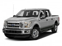 Used, 2017 Ford F-150 XLT, Silver, 18945-1