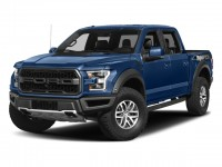 Used, 2017 Ford F-150 Raptor, Gray, 181288A-1