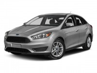 Used, 2017 Ford Focus S, Silver, P16857-1