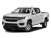 Certified, 2017 Chevrolet Colorado 4WD WT, White, 18736-1