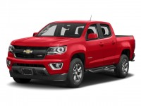 Certified, 2017 Chevrolet Colorado 4WD Z71, Black, GN4840-1