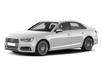 New, 2018 Audi S4 3.0 TFSI Premium Plus quattro AWD, White, A18169-1