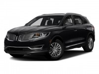 New, 2017 Lincoln MKX Select AWD, Black, L17583-1